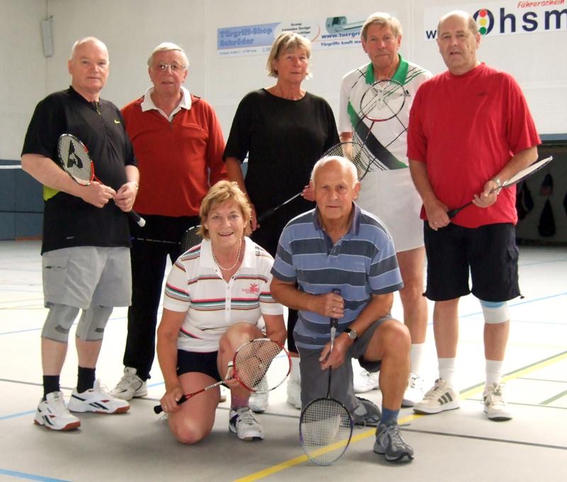 Badminton Senioren