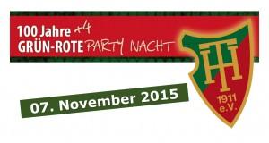 Grün-Rote-Partynacht